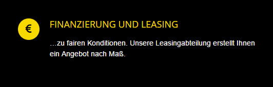 Finanzierungen, Leasing in  Forchtenberg